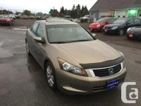 Make Honda Model Accord Year 2008 Colour BEIGE kms