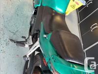 Make Honda Model Cbr Year 2008 kms 11500 2008 Honda