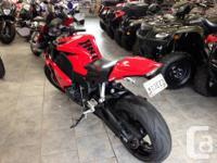 2008 Honda CBR1000RR Nice CBR 1000RR With Lots Of