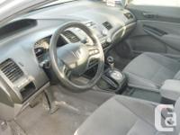 Make Honda Model Civic Sdn Year 2008 Colour SILVER kms