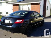Make Honda Model Civic Coupe Year 2008 Colour Black