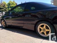 Honda Civic Coupe 2008 manuelle, MECANIQUE A1, aucune