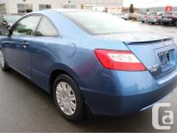 Make Honda Model Civic Year 2008 Colour Blue kms