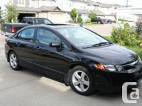 Make. Honda. Model. Civic Sedan. Year. 2008. Colour.