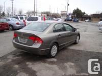 Make Honda Model Civic Year 2008 Colour Grey kms