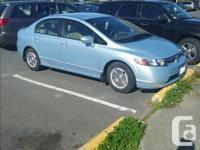 Make Honda Colour Light Blue Trans Automatic kms