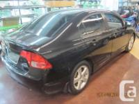Make Honda Model Civic Sedan Year 2008 Colour Black