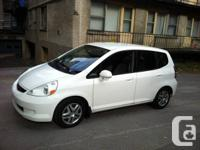 2008 honda fit in great condition. Comes with two sets