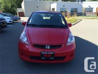 Make Honda Model Fit Year 2008 Colour Red kms 124780