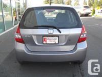 Make Honda Model Fit Year 2008 Colour Silver kms