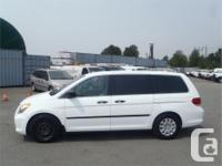 Make Honda Model Odyssey Year 2008 Colour White kms
