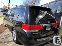 Make Honda Model Odyssey Year 2008 Colour Black kms