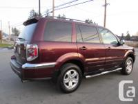 Make Honda Model Pilot Year 2008 Colour BURGUNDY kms