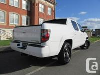 Make Honda Model Ridgeline Year 2008 Colour White kms