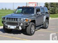 Markham, ON 2008 Hummer H3X Alpha SUV This fully