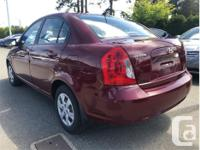 Make Hyundai Model Accent Year 2008 Colour Red kms