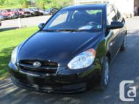 Make Hyundai Model Accent Year 2008 Colour Black kms