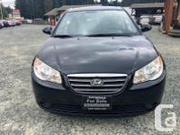 Make Hyundai Model Elantra Year 2008 Colour Black kms