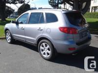 Make Hyundai Model Santa Fe Year 2008 Colour Grey kms
