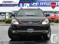 Make Hyundai Model Veracruz Year 2008 Colour Black kms