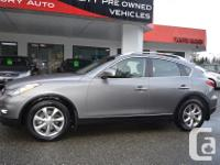 Make Infiniti Model EX35 Year 2008 Colour Grey kms
