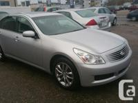 Make Infiniti Model G35X Year 2008 Colour Silver kms