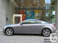Make Infiniti Model G37 Year 2008 Colour Grey kms
