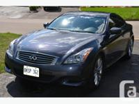 Cambridge, ON 2008 Infiniti G37 Sport It's reliable and