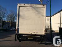 2008 International 5 Ton Box Truck , 24 feet box with