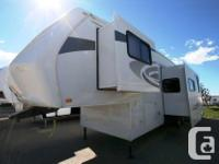 2008 JAYCO EAGLE 345BHS BUNK HOUSE FIFTH WHEEL