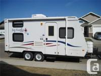 2008 Jayco Jay Feather 197 trailer. Excellent