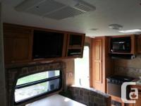 Like New/ great condition 25ft travel trailer Electric