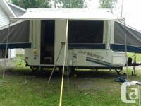 2008 Jayco jay Series Baja Pop-up tent trailer in great