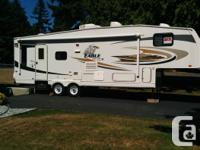 RATE REDUCED!!!! 2008 Jayco Super Lite 28.5 RLS. END OF