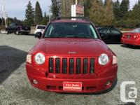 Make Jeep Model Compass Year 2008 Colour Red kms