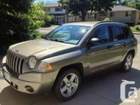 2008 jeep compass for sale!!   7800.00 OBO   2008 Jeep