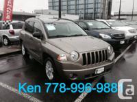 2008 Jeep Compass North Edition  Transmission :