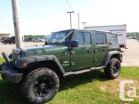 Make. Jeep. Model. Wrangler Unlimited. Year. 2008.