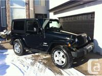 Make Jeep Model Wrangler Trim Sahara Year 2008