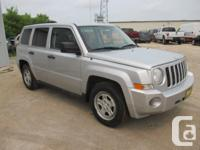 Make Jeep Model Patriot Year 2008 Colour Silver kms