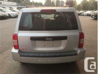 Make Jeep Model Patriot Year 2008 kms 155226 Trans