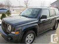 Windsor, ON 2008 Jeep Patriot SUV This Jeep offers