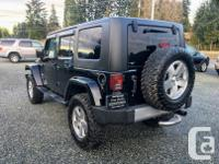 Make Jeep Model Wrangler Unlimited Year 2008 Colour