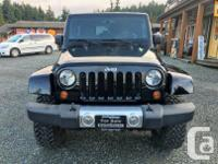 Make Jeep Model Wrangler Year 2008 Colour Black kms