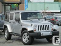 2008 Jeep Wrangler Unlimited Sahara 4WD  Year :	2008