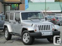 2008 Jeep Wrangler Unlimited Sahara 4WD  Year :2008