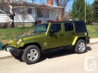 I am marketing my fully packed, 4 Door, 2008 Jeep