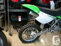 Off Highway Racing Bike. True mileage unknown.The young