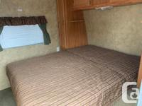 Selling our trailer which we have owned since 2010.