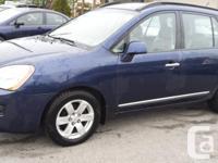Make Kia Model Rondo Year 2008 Colour Blue kms 252090